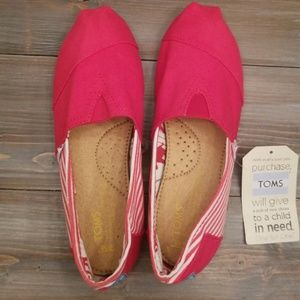 Toms Shoes - New Womens Toms